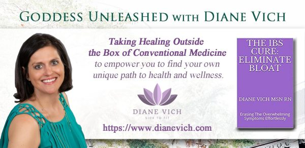 Goddess Unleashed with Diane Vich, MSN RN