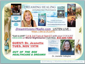 Out of the Box Healthcare & Dreams with Dr. Jeanette Gallagher