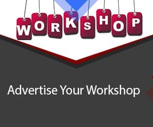 advertise workshop