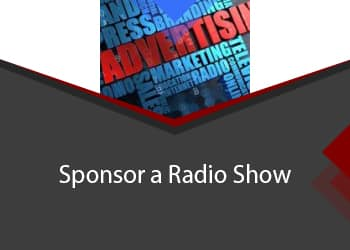 Sponsor A Radio Hour And Boost Your Business!
