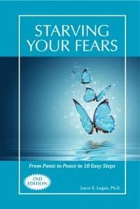 Starving Your Fears author Joyce Logan, Ph.D