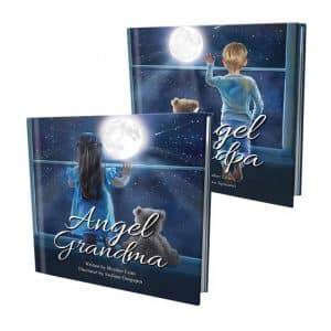 Angel Grandpa author Heather Lean