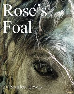 Rose's Foal, author Scarlett Lewis