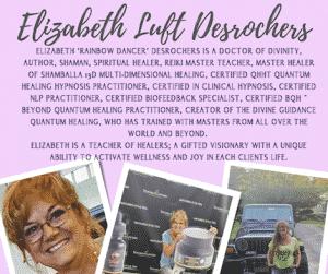 "Elizabeth ""SkyDancer"" Desrochers"