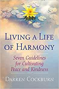 Darren Cockburn Living a Life of Harmony