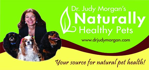 Dr. Judy Morgan's Naturally Healthy Pets