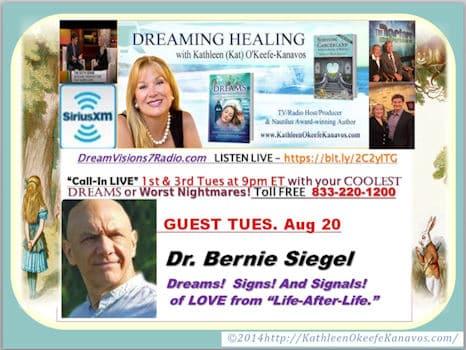 Dr. Bernie Siegel- Dreams & Signs of Love