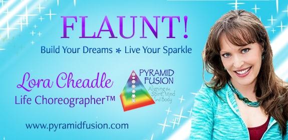 FLAUNT! Build Your Dreams, Live Your Sparkle!
