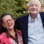 Dr. Raymond Moody and Lisa Smartt