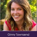 Ginny Townsend author of Shatter Our Glass Walls