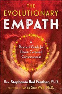 The Evolutionary Empath author Redfeather, Rev Stephanie